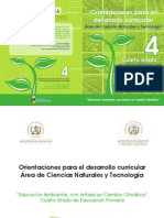 Libro4 Conocimiento Del Medio Educacion Ambiental