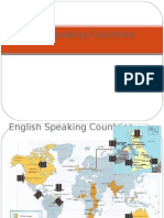 English Speaking Countries(2)