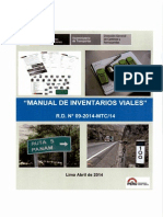 Manual de Inventarios Viales_Aprobado_Version Digital Del Original