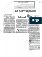 Constitution Reform Articles