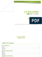 JIT Solutions Design Brief