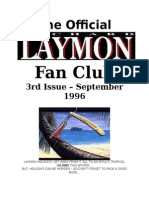Richard Laymon Fan Club 3