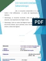 Diagnostico de Sabanalarga-Atlantico 2014