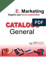 Catálogo General ARTE Marketing