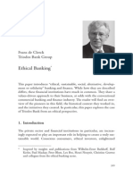 Ethical Banking-Frans de Clerck