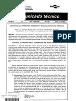 Controle Das Principais Doencas Do Maracujazeiro No Cerrado