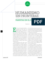 Humanismo sin fronteras