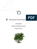 International Scrum Master Foundation - Study Guide