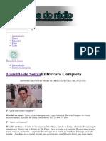 Entrevista Completa _ Vozes Do Rádio - Famecos_PUCRS