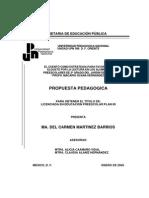 Propuesta Pedagogica-el Cuento Como Estrategia