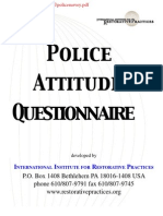 Police Survey