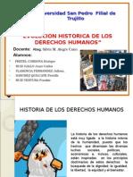 Evolucion Historica -Dd.hh.