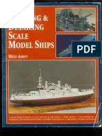 Building & Detailing Scale Model Ships