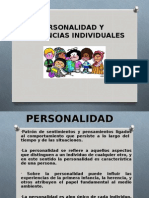 Personalidad RRR