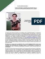 Forum 2 - Entrevista as Tres Mentiras de Cuba