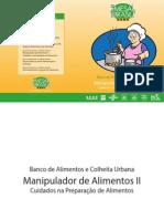 Cartilha_Manipulador de Alimentos