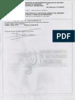 certificado juridico 3