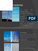 Torres de Aerogeneradores