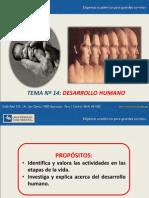 14 - DESARROLLO HUMANO