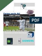Control Industrial Siemens Costos