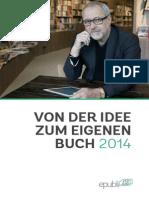 Von Der Idee Zum Buch 2014 1