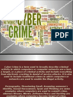 cyber crime and punishments