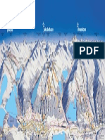 Davos Klosters Piste Map Two