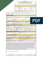 Formulario Conozca Su Cliente c07-2 Crédito Prendario Dic 2013