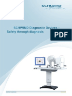 SCHWIND Diagnostic Systems 2013-E