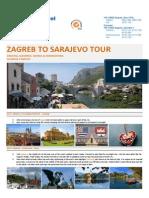 Lcc Zagreb to Sarajevo Tour_2014_2015