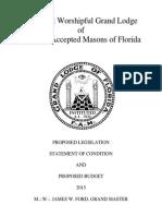 2015 proposed legislation booklet