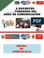 GIA Sesion de Aprendizaje