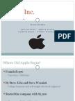 apple pres