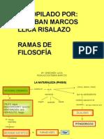 Mapas Conceptuales de Filosofia