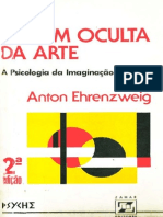 A Ordem Oculta Na Arte, Anton Ehrenzweig