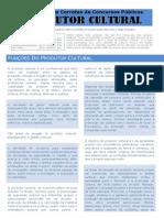 PDF _600 Questões Corretas de Concursos Produtor Cultural