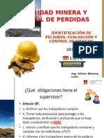 Iperc Identificacion de Peligros Evaluacion y Control de Riesgos 2013