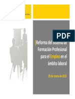Presentacion Modelo de Formacion