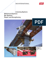 DSI USA Bonded Post Tensioning Systems Us 01
