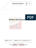 Modelo Causalidad
