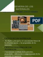 Ingenieria de Los Materiales -Exposicion