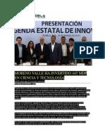 19-03-2015 Ngpuebla,Com - Moreno Valle Ha Invertido 445 Mdp en Ciencia y Tecnología