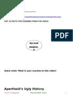 nelson mandela part 1 and 2