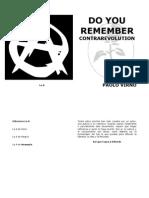 Do You Remember Contrarevolution Virno