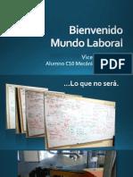Bienvenidos Mundo Laboral - PROFESIONAL MECÁNICO ELÉCTRICO