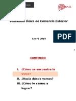 Presentación VUCE Enero 2014