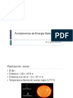Fundamentos de Energía Solar Térmica S1