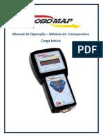 Manual OBDMAP Modulo de Transponder V1.0