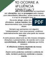 Tratamento Espiritual - 3