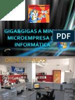 Microempresa Giga&gigas Informática